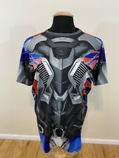 Under Armour Alter Ego Transformers Optimus Prime Compression Shirt Men's 3XL