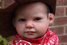 Avery toddler doll Kit Blanc Vinyle pièces pour faire un bébé reborn-pas terminé