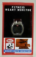 Bell Fitness Heart Rate Monitor watch 18 Functions New in Sealed Box