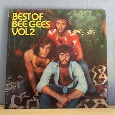 BEE GEES Best Of Bee Gees Vol. 2 1972 UK Vinyl LP EXCELLENT CONDITION greatest B