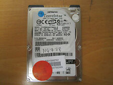 Hitachi 60GB IDE 2.5 Laptop Hard Disk Drive HDD IC25N060ATMR04-0 (I93)