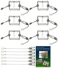 (6 Pack) Duke #330 Mag Ds Body Grip Value Package with Dvd and Cable Stakes