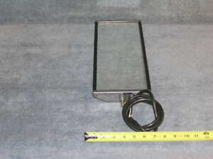 New RV Left or Right Stainless West Coast Style Heated Truck Mirror Head 6x16