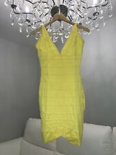 Yellow Summer Bodycon Dress - Lot Of 7 - Store Liquidation - Bulk - Size S/M/L