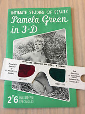 Pamela Green In 3D - Intimate Studies Of Beauty #6 Vintage Glamour Photography