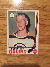 1969-70 OPC BOBBY ORR #24 BRUINS