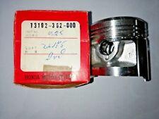 13102-362-000 GENUINE PISTON (0.25) FOR HONDA XL175