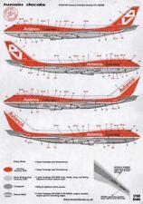 26 Decals 1/144 Boeing 747-100/747-200 AVIANCA COLUMBIA # STS44160