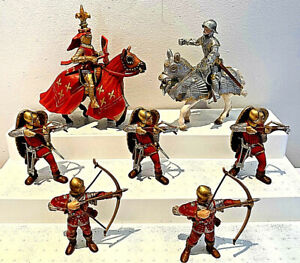 SCHLEICH Knights and Horses Bundle 2003