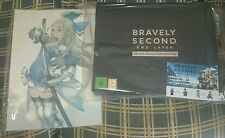 Bravely Second End Layer Edición Deluxe  Coleccionista PAL + Regalos EXCLUSIVOS