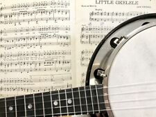 More details for george formby dallas c ukulele banjo pre war : with george formby songbook