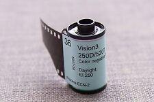 35mm - Kodak Vision3 250D/5207 motion picture color negative film (*5 rolls)