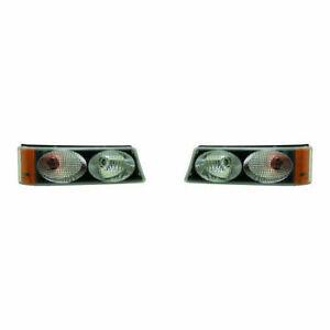 Depo 2003-2007 CHEVY SILVERADO 1500 CLASSIC Front Signal/Corner Light Set Pair
