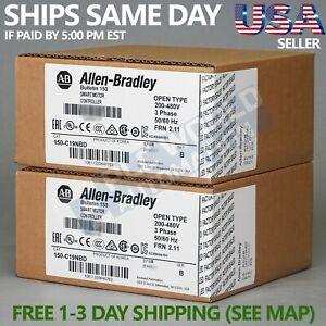 2021 New Sealed Allen Bradley 150-C19NBD Ser B SMC-3 Smart Motor Controller, 19A