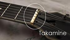 USA MADE - GeetarGizmos PURE BRASS NUT made for TAKAMINE Acoustic Guitar