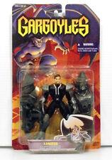 Gargoyles Xanatos Figure Gargoyles Disguise Armor Battle Wings Kenner 1995