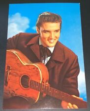 Vintage Elvis Postcard / 1956 Love Me Tender Photo / Direct From Memphis