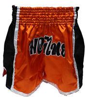 Muay Thai Fight Shorts MMA Grappling Kick Boxing Trunks Martial Arts UFC MMA