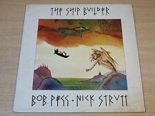 EX- !! Bob Pegg & Nick Strutt/The Ship Builder/1974 Translantic Records LP