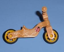 Playmobil Scooter Vélo/Tricycle-pour enfant Figure-Parc de Maison de Poupées Jardin Nouveau