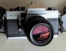 Carl Zeiss Jena . MC  135mm F/3.5 + Pentacon mc 28mm 2.8 + pentacon mc 50mm 1.8