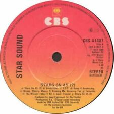 Stars On 45 7 : Star Sound