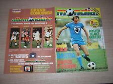 MONDIAL N°17 5/1978=POSTER GUILLOU/JOHNSTON 80X54=LE FINALI EUROPEE