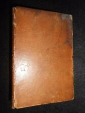 Direct & Principle Roads in England and Wales - 1786 - Daniel Paterson - RARE