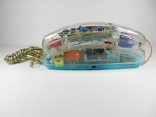 Vintage 90's Retro See Through Clear Phone Bell South 430