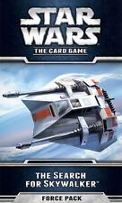 Star Wars LCG Card Game - The Search For Skywalker (New)