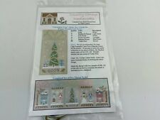country cottage needleworks christmas tree Cross Stitch Pattern Winter Wonderlan