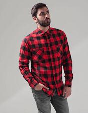 Camisas y polos de hombre rojo 100% algodón talla XL