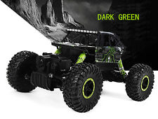 HB P1803 2.4GHz RC Car Rock Crawler 4 Wheel Drive Off-road Racing Truck GREEN