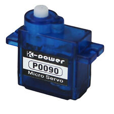 K-power 9g Micro Servo For Trex 450 RC Heli Airplane Car Boat Drone Robot P0090