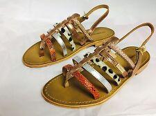Les tropéziennes par M. Belarbi-sandale orteils sandale multicolore. t 39 skr50