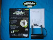 Wireless 'N' Networking Adapter for XBOX 360 up to 300 Mbps / NEW