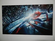 Spiderman quadro a stampa 41x25 cm