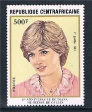 Central Africa 1982 Diana 21st Birthday SG841 MNH