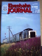 Eisenbahn Journal 6 1990 -- Die Arbeitspferde der Lokal