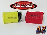 Pro Design Pro Flow Foam Filter Intake Kit Suzuki LTR450 LT-R450 LTR 450