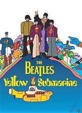 Yellow Submarine (1968) DVD R0 - John Lennon, The Beatles, Ringo Starr, Classic