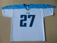 Tennessee titans nfl football américain jersey-george #27 - homme extra large xl