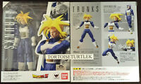 Bandai S.H.Figuarts Dragon Ball Z Super Saiyan Trunks Action Figure