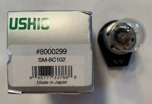 Replacement Bulb for Ushio SM-8C102 8000299 6V 30W Bulb