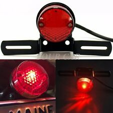 MOTORCYCLE LED BRAKE TAIL LIGHT FOR BOBBER CHOPPER CAFE RACER ATV METRIC BIKES