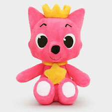 "[PINKFONG] Korea Cute Doll 30cm 12"" Pink Stuffed Toy Safety Packing,Tracking No."