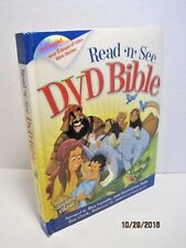 Read 'N' See DVD Bible by Stephen Elkins