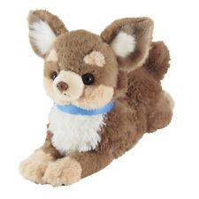 Cuddler Puppy Soft Plush (Chihuahua Chocolate & White) cute & realistic (S)