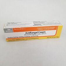 Actavis Antifungal Cream, Miconazole Nitrate 2%, 0.5oz 004720735143A170