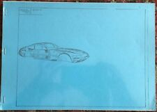 FERRARI 365 GTB4 Daytona  SCAGLIETTI  Body Chassis Parts Manual Catalogue (COPY)
